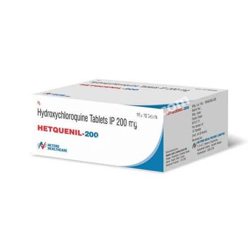 Hydroxychloroquine 200 mg